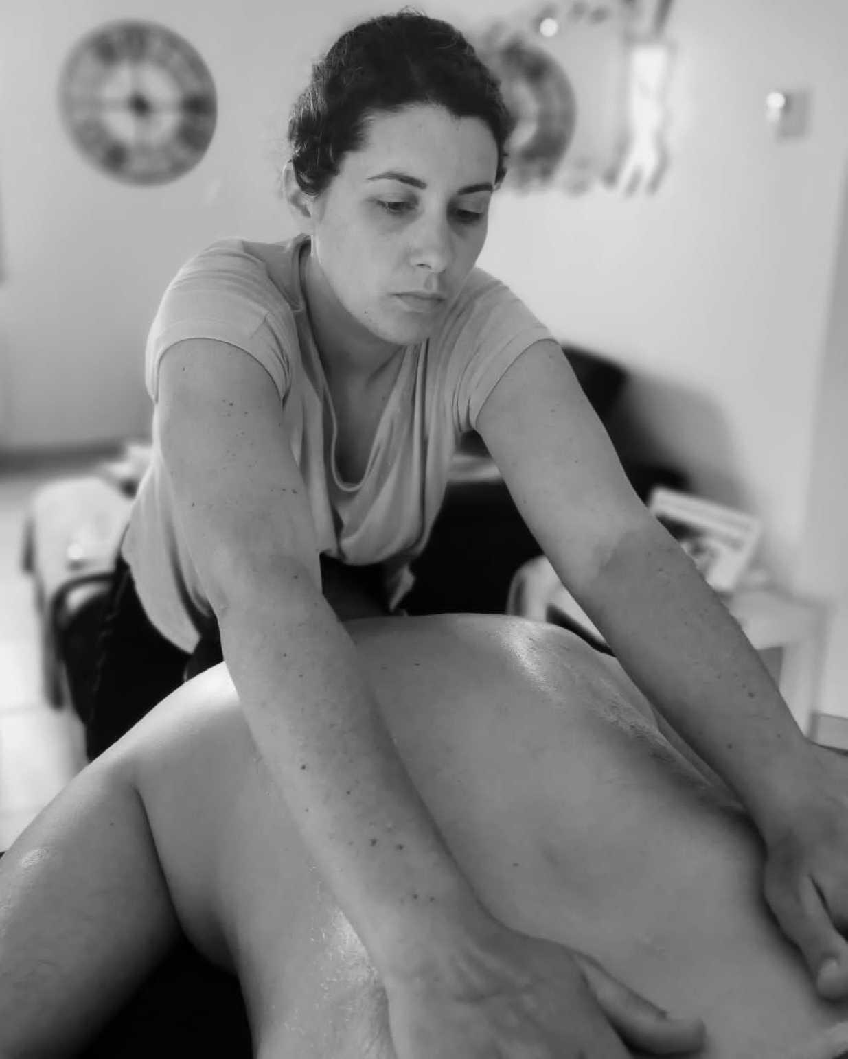 huiles essentielles Massage 5 Continents